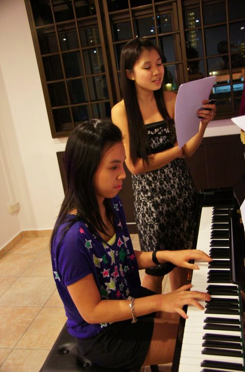 piano accompaniment singapore